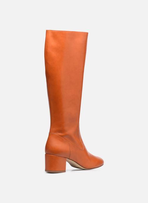 Stiefel Made by SARENZA Sartorial Folk Bottes #2 braun ansicht von vorne