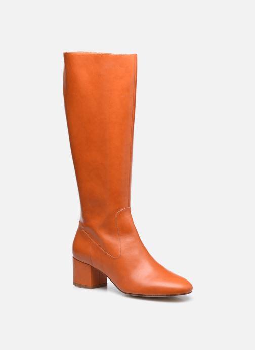 Stiefel Made by SARENZA Sartorial Folk Bottes #2 braun ansicht von rechts