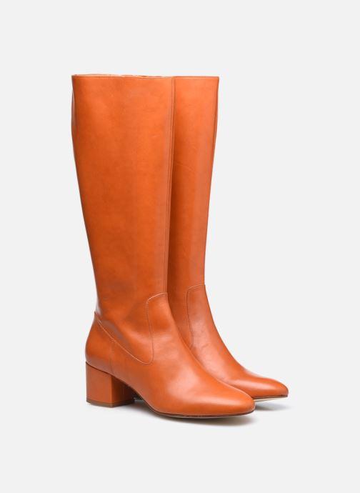 Stiefel Made by SARENZA Sartorial Folk Bottes #2 braun ansicht von hinten