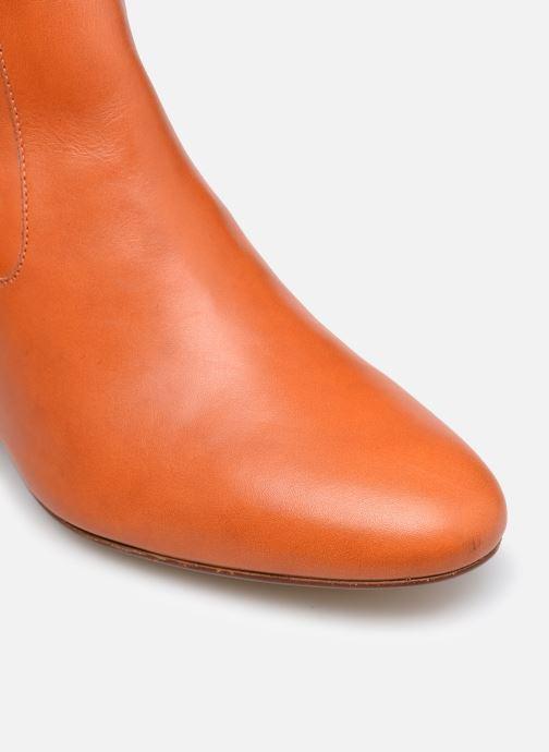 Stiefel Made by SARENZA Sartorial Folk Bottes #2 braun ansicht von links