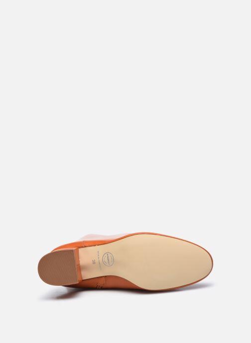 Stiefel Made by SARENZA Sartorial Folk Bottes #2 braun ansicht von oben