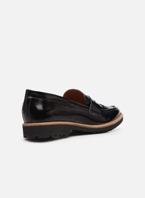 Slipper Made by SARENZA Electric Feminity Mocassins #1 schwarz ansicht von vorne