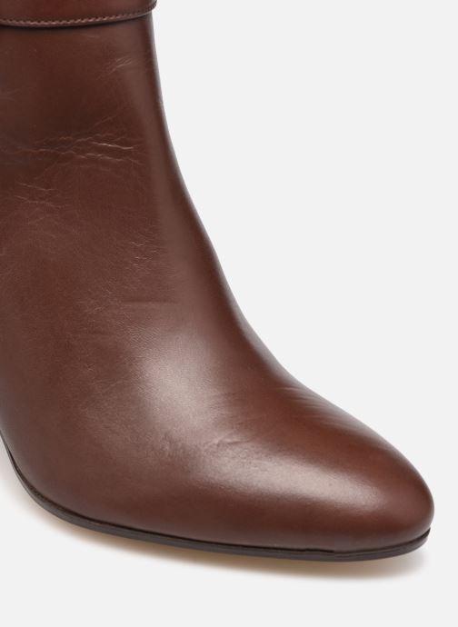Stiefel Made by SARENZA Classic Mix Bottes #1 braun ansicht von links
