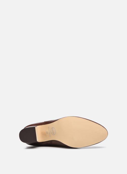 Stiefel Made by SARENZA Classic Mix Bottes #1 braun ansicht von oben