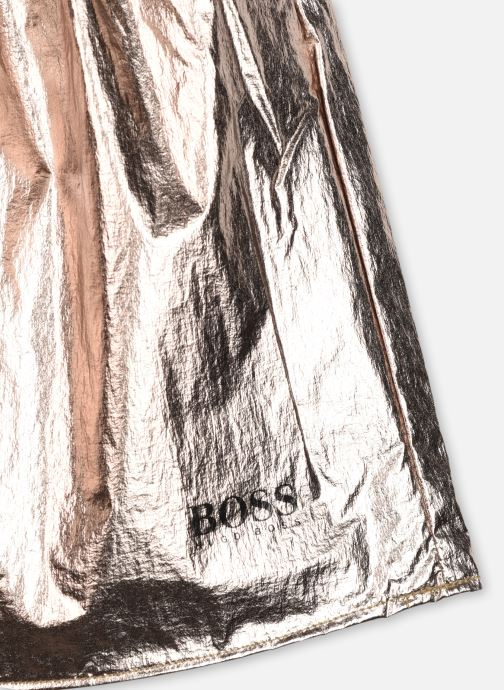 Vêtements BOSS J13100 Or et bronze vue face