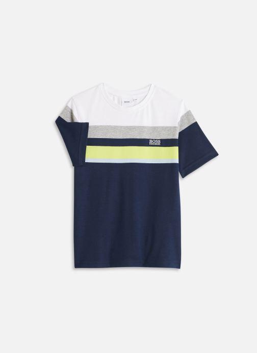 Vêtements BOSS J25G28 Bleu vue détail/paire