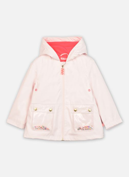 Vêtements Billieblush U16261 Rose vue détail/paire