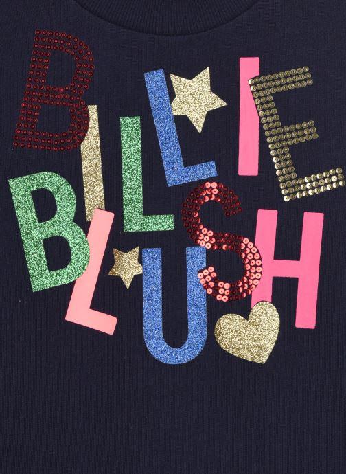 Vêtements Billieblush U12580 Bleu vue face