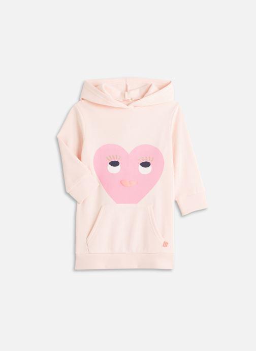 Vêtements Billieblush U12581 Rose vue détail/paire
