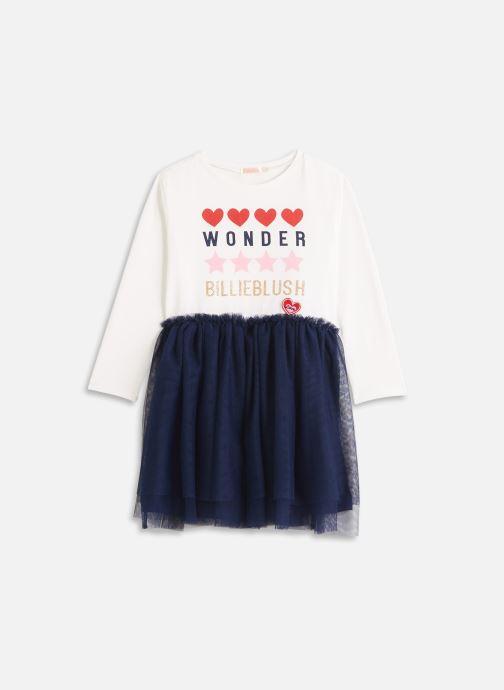 Vêtements Billieblush U12578 Bleu vue détail/paire