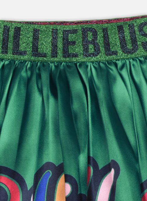 Vêtements Billieblush U13262 Vert vue face