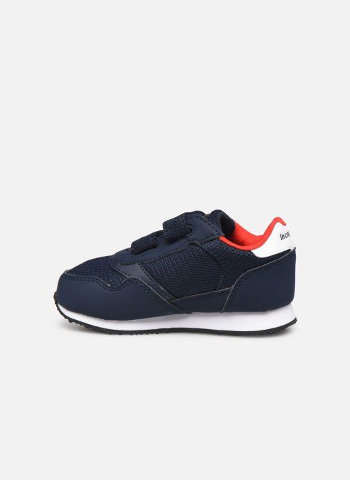 Sneakers Le Coq Sportif JAZY INF Azzurro immagine frontale