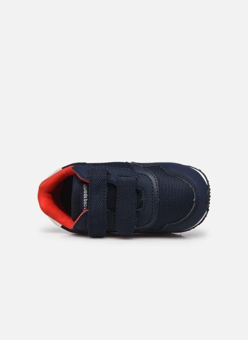Sneakers Le Coq Sportif JAZY INF Azzurro immagine sinistra