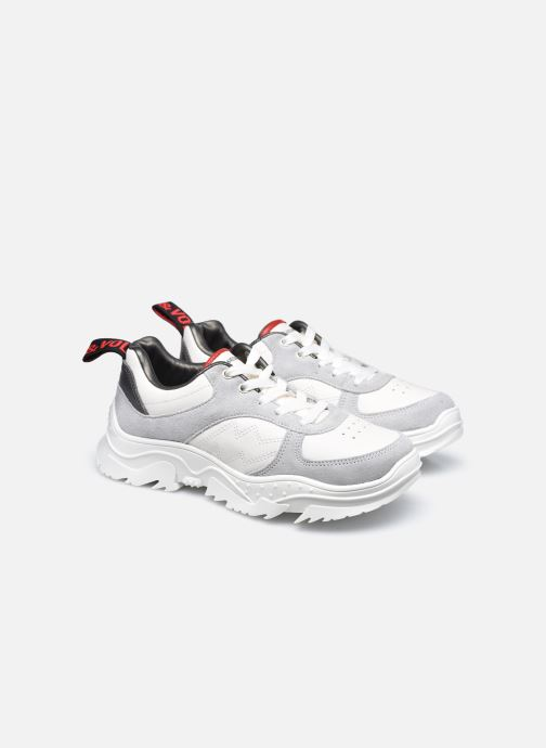 Sneakers Zadig & Voltaire X19018 Bianco immagine 3/4