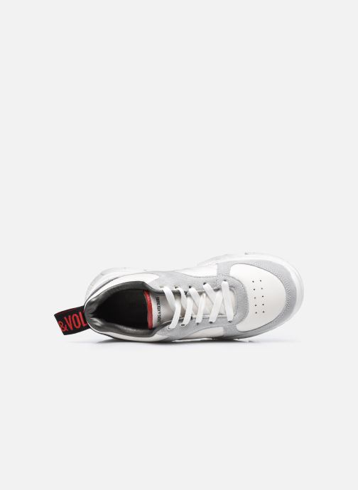 Sneakers Zadig & Voltaire X19018 Bianco immagine sinistra