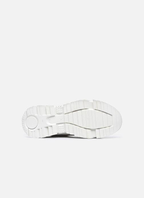 Sneakers Zadig & Voltaire X19018 Bianco immagine dall'alto
