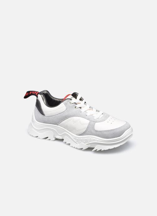 Sneakers Zadig & Voltaire X19018 Bianco vedi dettaglio/paio