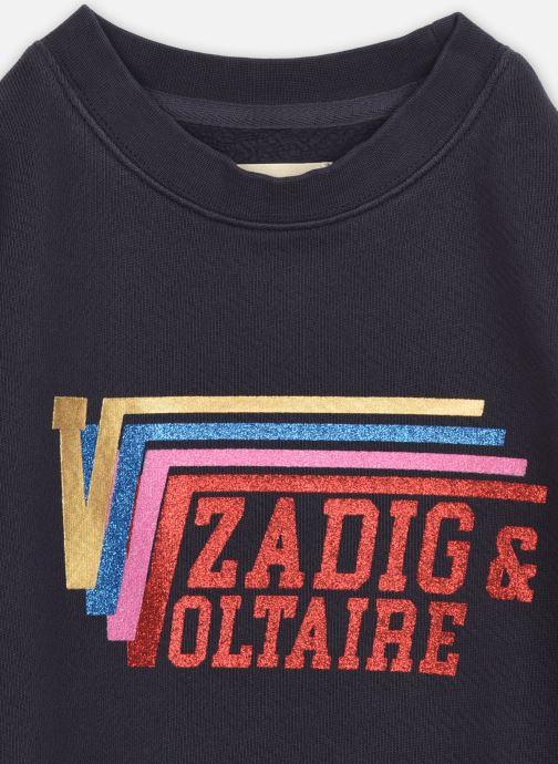 Zadig & Voltaire X15253 (Bleu) - Vêtements chez Sarenza (453349) qzrFr
