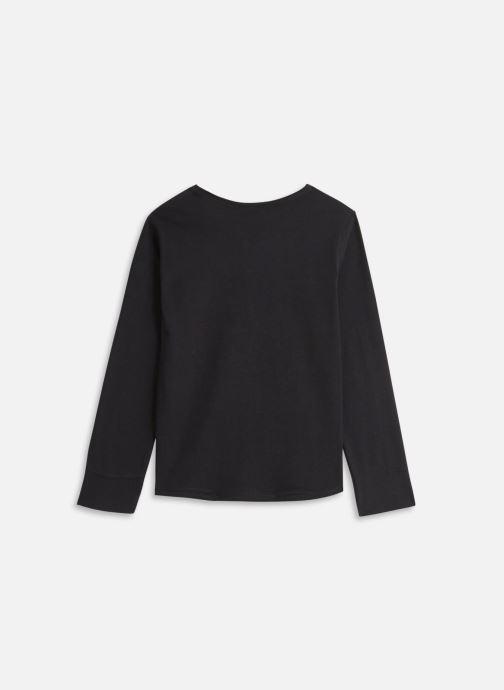 Vêtements Zadig & Voltaire X15254 Noir vue bas / vue portée sac
