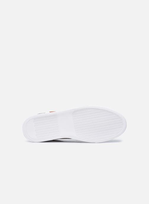 Sneakers Caval Korben&Leeloo H Wit 3/4'