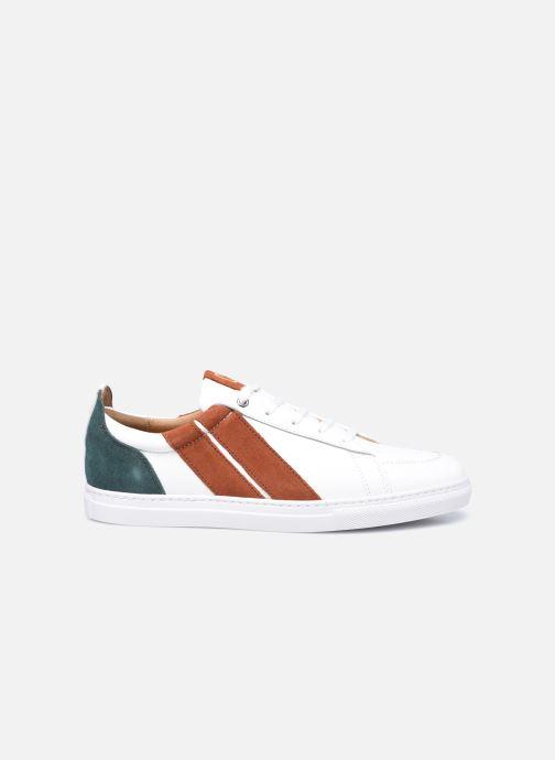 Sneakers Caval Korben&Leeloo H Wit voorkant