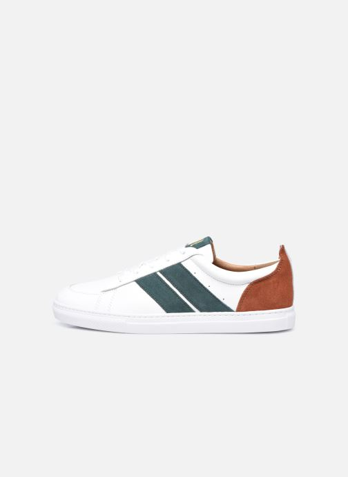 Sneakers Caval Korben&Leeloo H Hvid Se fra højre