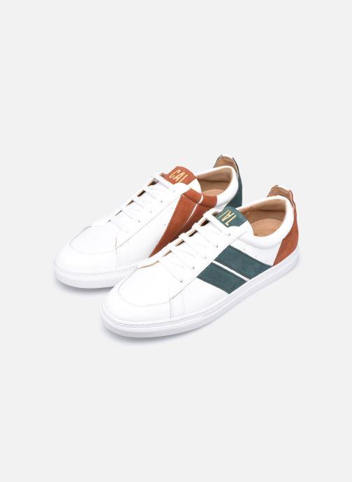 Sneakers Caval Korben&Leeloo H Wit links
