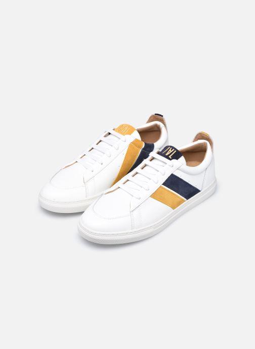 Sneakers Caval Korben&Leeloo H Hvid se fra venstre