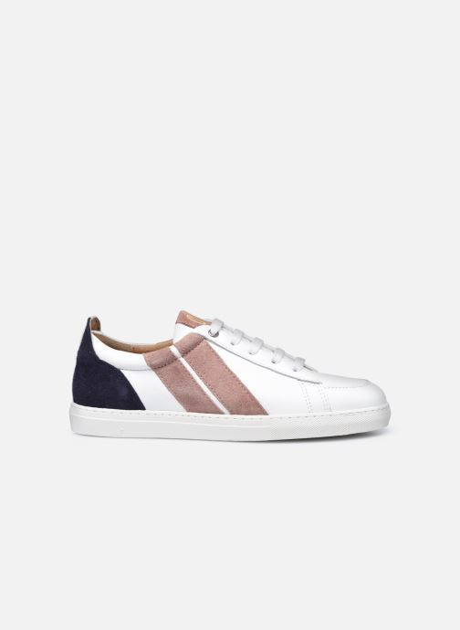 Sneaker Caval Korben&Leeloo F weiß ansicht von vorne