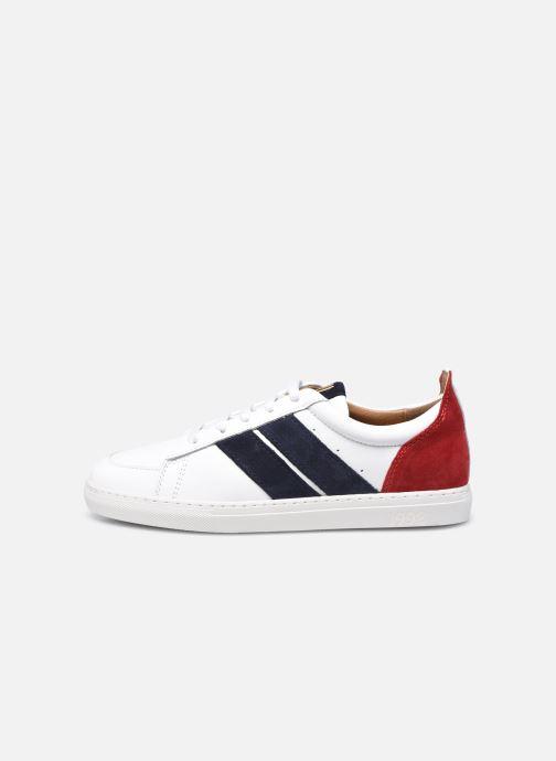 Sneaker Caval Korben&Leeloo F weiß ansicht von rechts