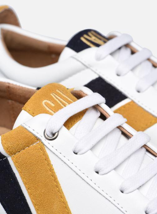 Sneaker Caval Korben&Leeloo F weiß ansicht von oben