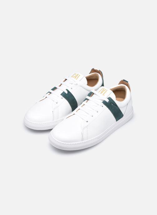 Sneaker Caval Vincent&Mia F weiß ansicht von links