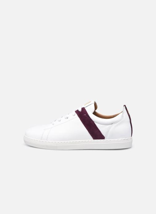 Sneaker Caval Vincent&Mia F weiß ansicht von rechts