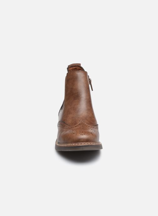 Bottines et boots S.Oliver Doroa Marron vue portées chaussures