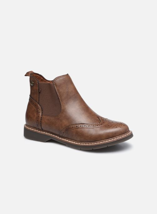 Bottines et boots S.Oliver Doroa Marron vue détail/paire