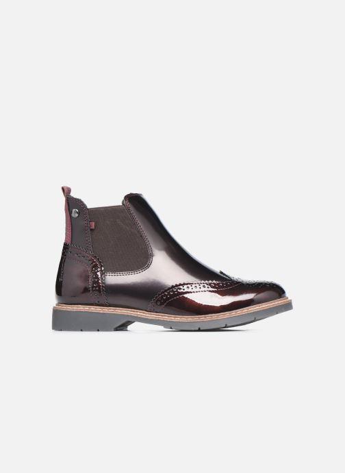 Bottines et boots S.Oliver Doroa Bordeaux vue derrière
