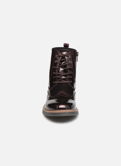 Stiefeletten & Boots S.Oliver Flagy weinrot schuhe getragen