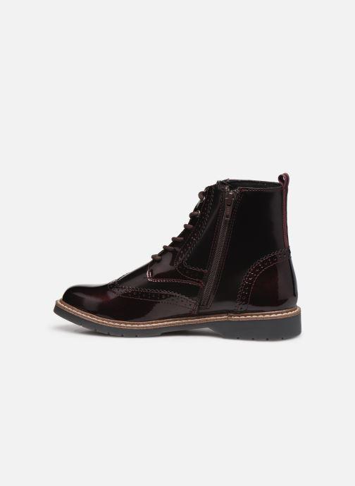 Stiefeletten & Boots S.Oliver Flagy weinrot ansicht von vorne