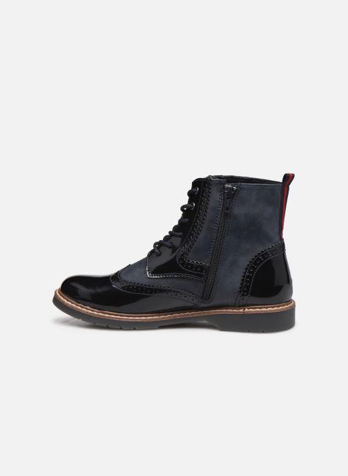 Bottines et boots S.Oliver Flagy Bleu vue face