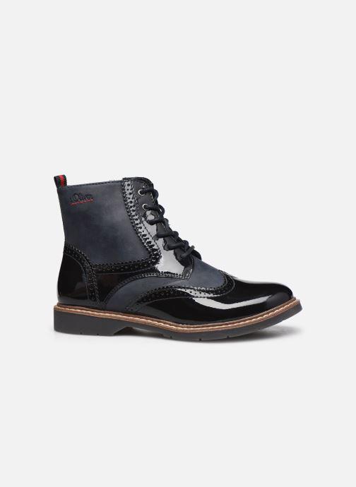 Bottines et boots S.Oliver Flagy Bleu vue derrière