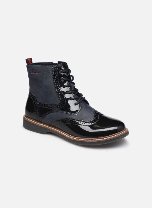 Bottines et boots S.Oliver Flagy Bleu vue détail/paire