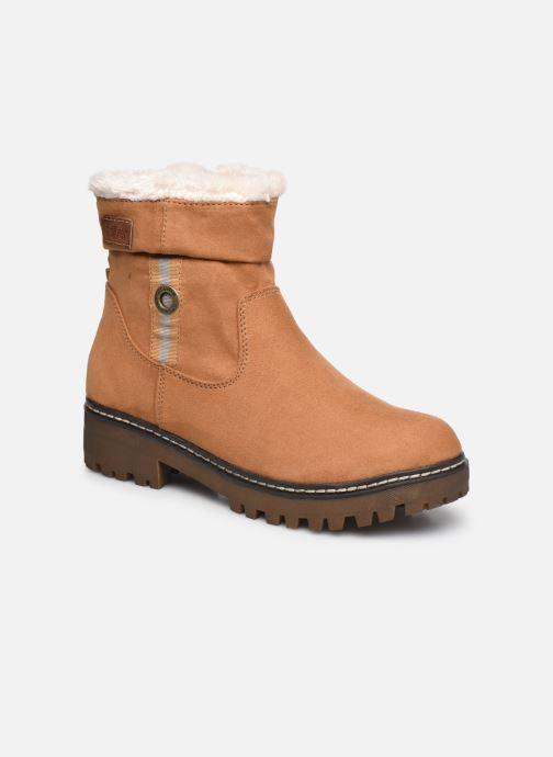 Boots en enkellaarsjes S.Oliver Orchid Bruin detail