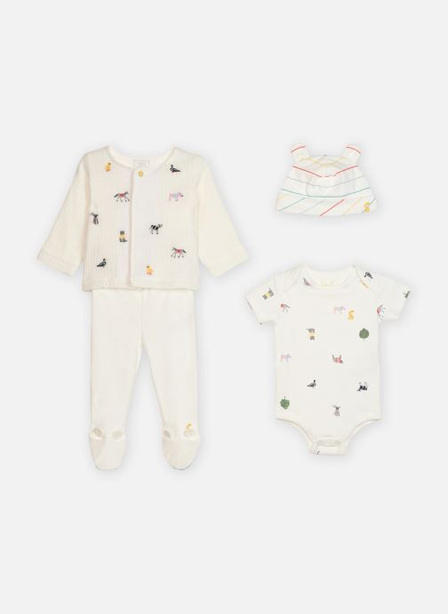Coffret - My First Outfit - 4pcs