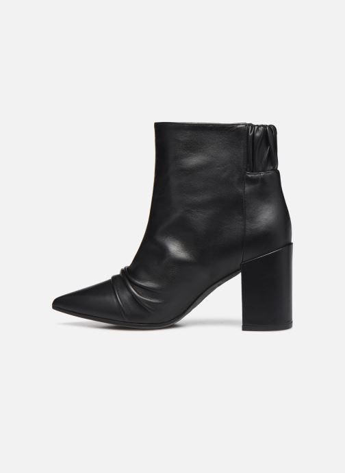 Bottines et boots Zadig & Voltaire Glimmer Elastic Noir vue face