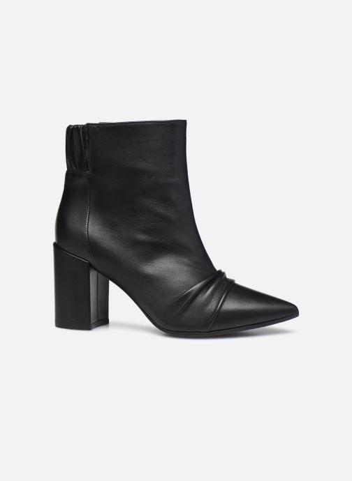 Bottines et boots Zadig & Voltaire Glimmer Elastic Noir vue derrière