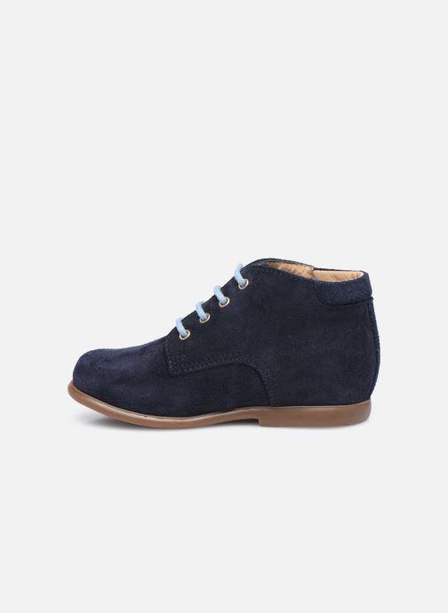 Boots en enkellaarsjes Pom d Api Nioupi Derby Blauw voorkant