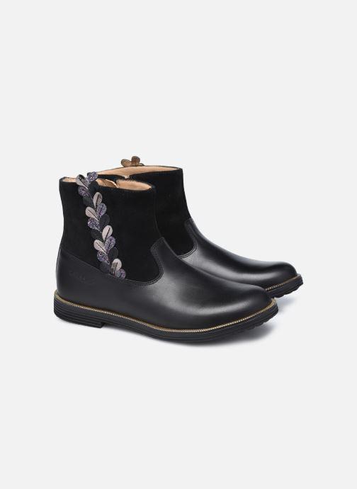 Boots en enkellaarsjes Pom d Api Trip Rolls Ferns Zwart 3/4'