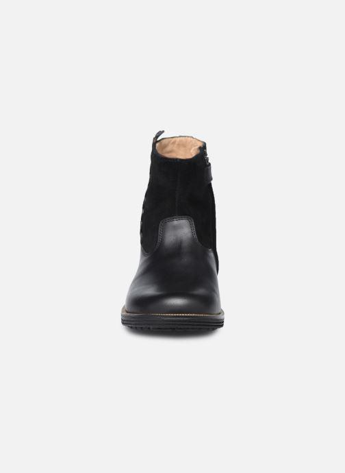 Bottines et boots Pom d Api Trip Rolls Ferns Noir vue portées chaussures