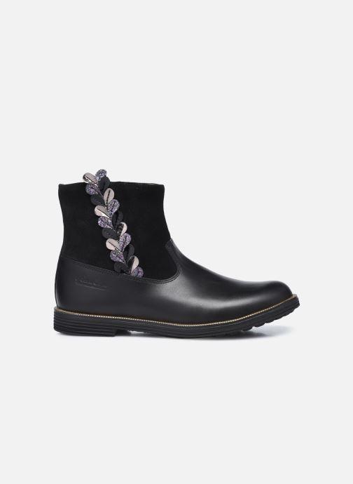 Bottines et boots Pom d Api Trip Rolls Ferns Noir vue derrière