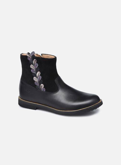 Boots en enkellaarsjes Pom d Api Trip Rolls Ferns Zwart detail